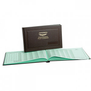 Jeppesen FAA Professional Logbook