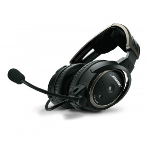 Bose A20 Aviation Headset no Bluetooth