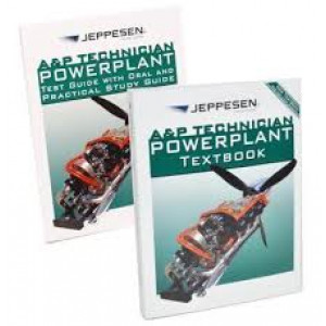 Jeppesen Aviation Maintenance Technician (a&p) Powerplant Kit