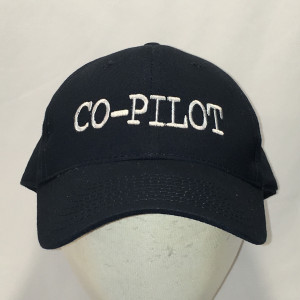 BLACK CAP CO-PILOT