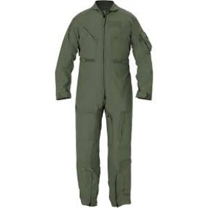 FLIGHT SUIT GREEN