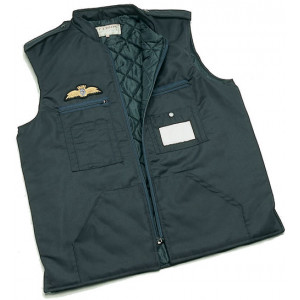 GFJ002 FLYING JACKET JAC-02 (SLEEVELESS)
