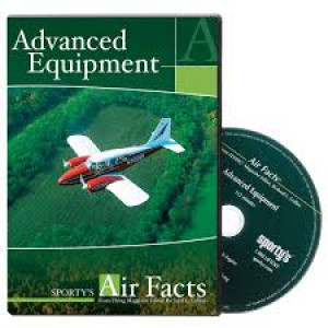 Air Facts - Advanced Equipment (Sporty's DVD) Multi, Piper Aztec,Turbo,