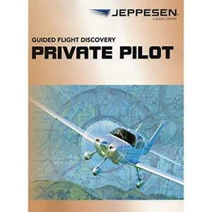 JEPPESEN GFD PRIVATE PILOT MANUAL