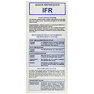 QUICK REFRESHER IFR CHART