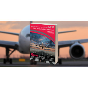 Gleim Aviation Airline Transport Pilot (ATP)   كتاب