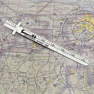 Custom 6 inch& 15 cm Sectional Chart Shirt Pocket Stainless Steel Mileage Scale Ruler