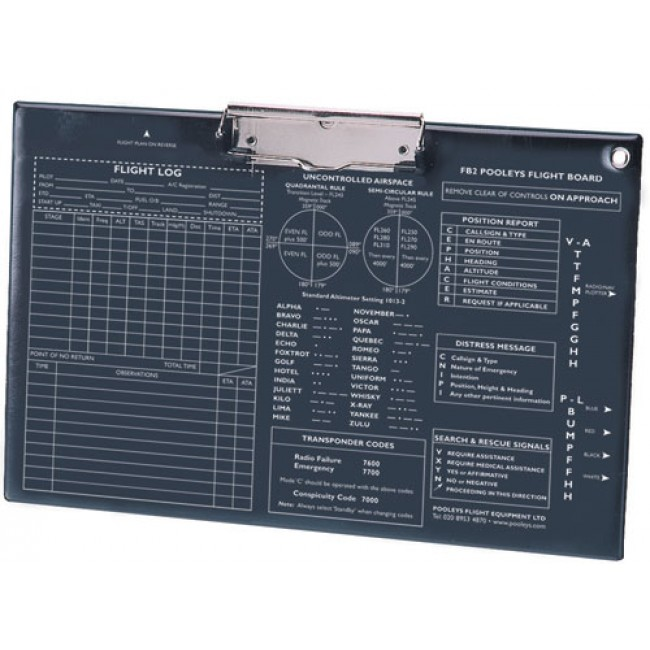 NFB021 FB-2 FLIGHT BOARD