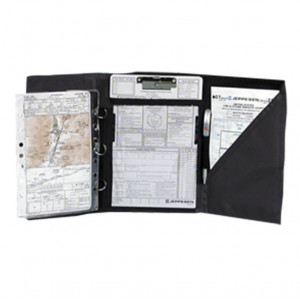 Jeppesen IFR Three-Ring Trifold Kneeboard