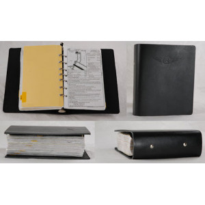 Coyote Works Standard Airway Manual Binder