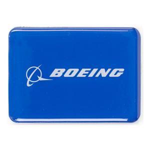 Boeing Blue Signature Fridge Magnet