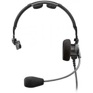 Telex Airman 7 Headset - Single-Sided - Dual GA Plugs