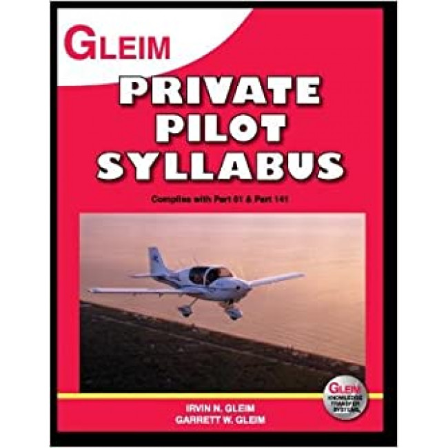 Gleim Private Pilot Syllabus Paperback
