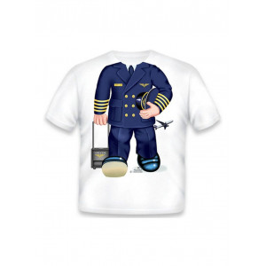 TODDLER PILOT T SHIRT-KIDS