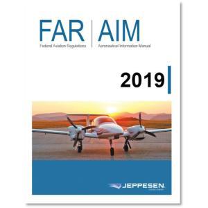 Jeppesen 2019 FAR/AIM Paperback