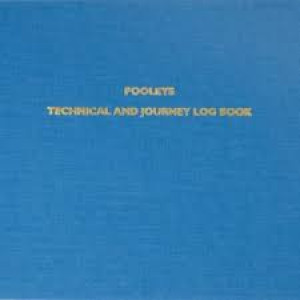POOLEYS TECHNICAL& JOURNEY LOG BOOK