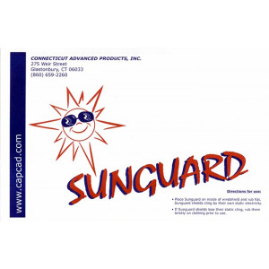 SUNGUARD WINDOW FILM