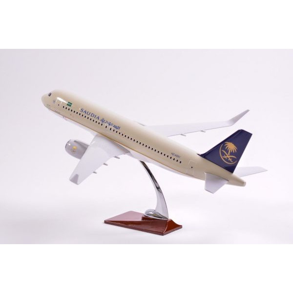 Saudia Airlines model A320 neo