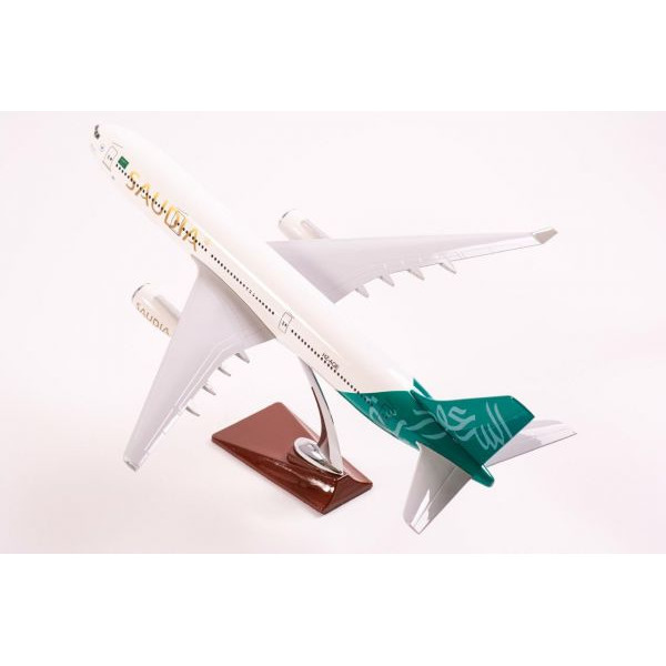 Saudia Airlines model A330-200 (National Day livery)
