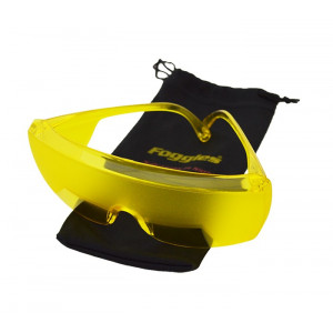 FOGGLES - IFR TRAINING GLASSES - YELLOW