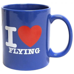I love flaying mug