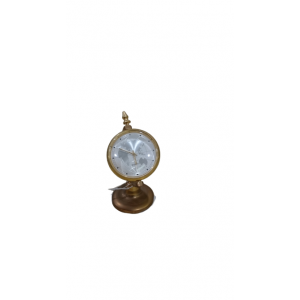 Earth Meter Quartz Watch   (GOLD)